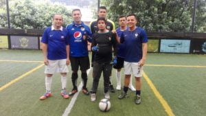 Equipo OFC