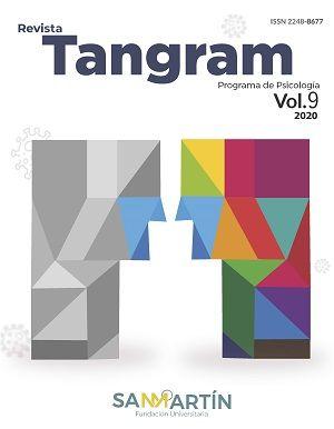 Portada revista Tangram edición 2020