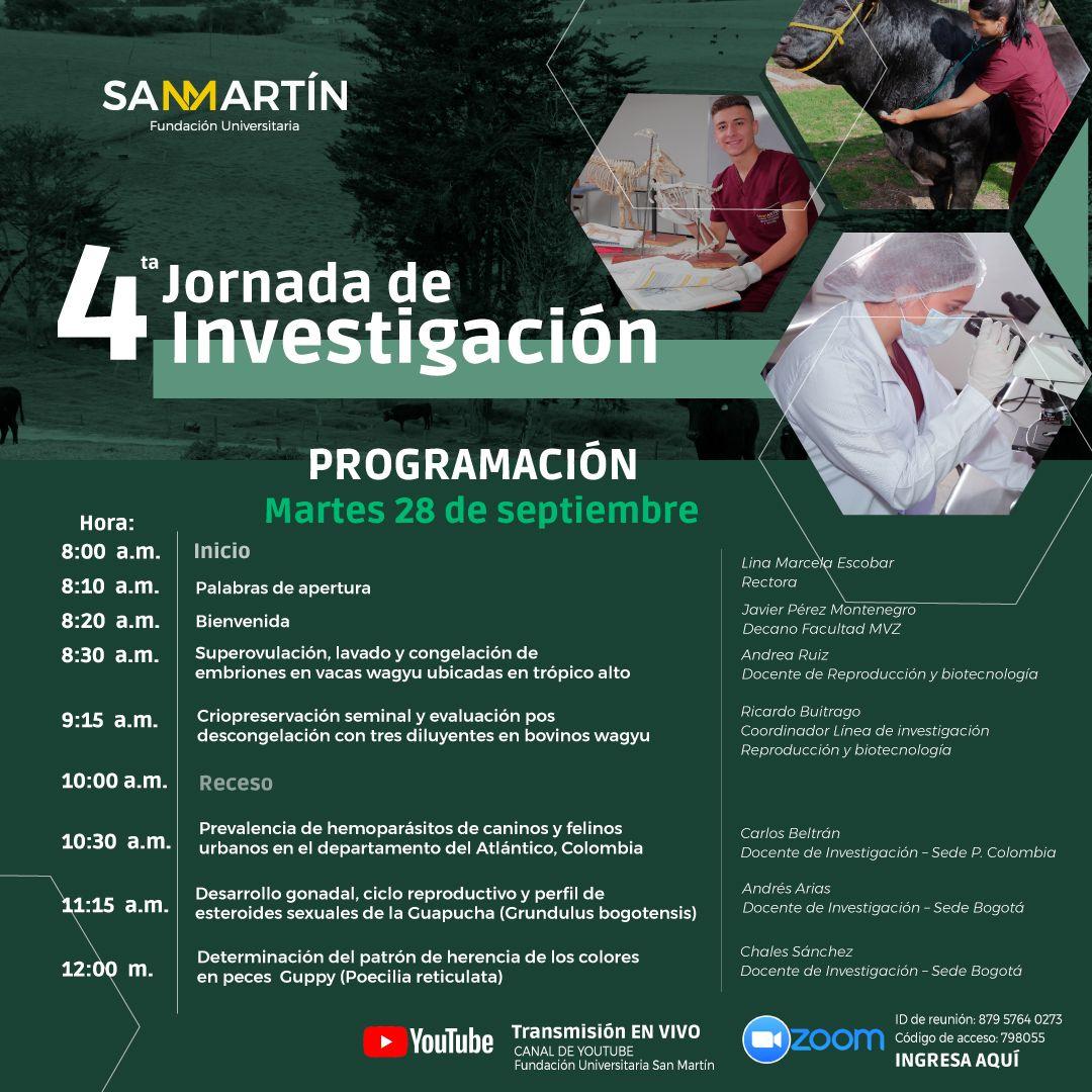 4rta jornada investigacion facultad medicina veterinaria y zootecnia 28 sept 2021_2